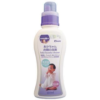 トイザラス(トイザらス)の赤ちゃん衣類の洗剤本体 2本(おむつ/肌着用洗剤)
