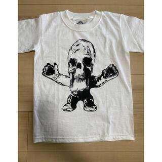 クロムハーツ(Chrome Hearts)のクロムハーツ  ホッティ Tシャツ ホワイト S レディース(Tシャツ(半袖/袖なし))
