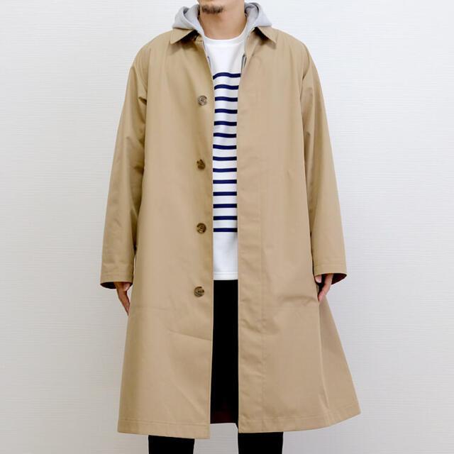 UNIQLO(ユニクロ)のブロックテックステンカラーコート UNIQLO U メンズのジャケット/アウター(ステンカラーコート)の商品写真