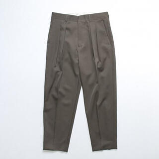 1LDK SELECT - stein 19aw EX WIDE TROUSERS