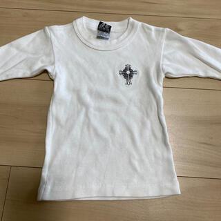 クロムハーツ(Chrome Hearts)のクロムハーツ  ロングTシャツ 2歳 キッズ(Tシャツ/カットソー)