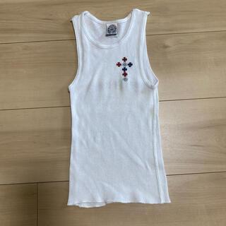 クロムハーツ(Chrome Hearts)のクロムハーツ タンクトップ 新品未使用 キッズ 子供(Tシャツ/カットソー)