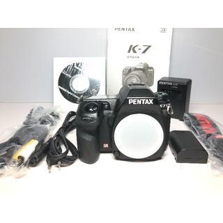 PENTAX - 僅か4145ショット ペンタックス K-7 ボディ