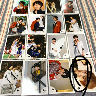 King & Prince 髙橋海人 ジュニア 公式写真 jロゴ キンプリ(アイドルグッズ)