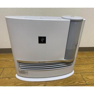 SHARP - SHARP HX-G120-W シャープ 加湿セラミックファンヒーター