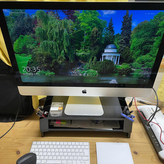 Mac (Apple) - 【付属品あり!】iMac 27インチRetina 5K 2015