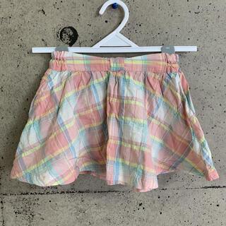プティマイン(petit main)のアプレレクール チェック スカート(スカート)