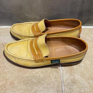 パラブーツ(Paraboot)のPARABOOT エナメル コンビローファ(ローファー/革靴)