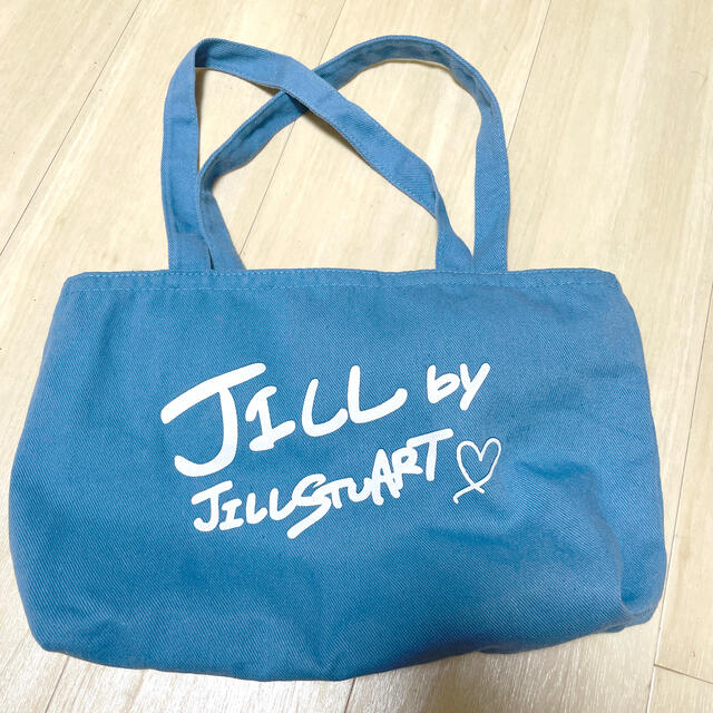 JILL by JILLSTUART(ジルバイジルスチュアート)のJILL by JILLSTUART  バッグ エコバッグ トートバッグ  レディースのバッグ(エコバッグ)の商品写真