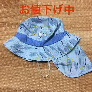 コンビミニ(Combi mini)のお値下げ中 コンビミニ 帽子 アドベンチャーハット 50cm(帽子)