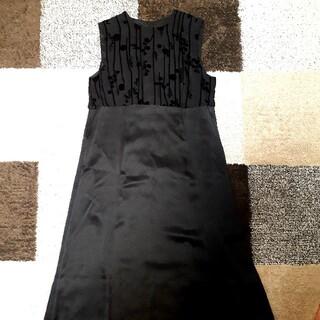 ヨウジヤマモト(Yohji Yamamoto)の美品 ワイズ ヨウジヤマモトノワール 96AW 90s アーカイブ ワンピース (ロングワンピース/マキシワンピース)