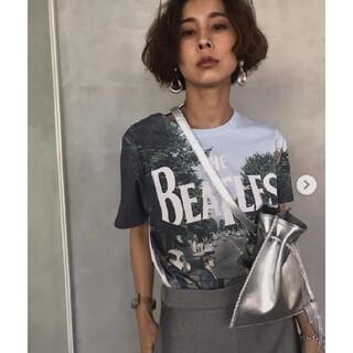 アメリヴィンテージ(Ameri VINTAGE)のアメリヴィンテージ ビートルズコラボT(Tシャツ(半袖/袖なし))