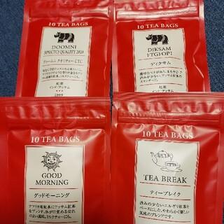 ルピシア(LUPICIA)のルピシア ティーパック4セット(茶)
