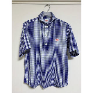 ダントン(DANTON)の価格交渉可[DANTON]チェックシャツ(Tシャツ/カットソー(半袖/袖なし))