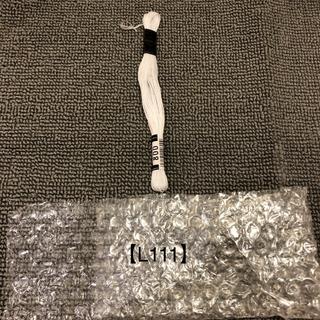 オリンパス(OLYMPUS)の〒新品〒【L005】OLYMPUS 刺繍糸 25番 8m 日本製 綿100%(生地/糸)
