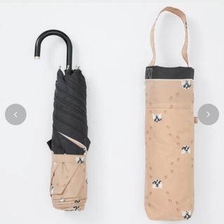 シマムラ(しまむら)のしまむら プチプラのあや 猫柄 折り畳み傘 傘(傘)