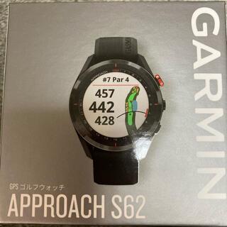 ガーミン(GARMIN)のGARMIN APPROACH S62 ブラック (その他)