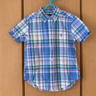 Ralph Lauren - RALPH LAURENボタンダウンシャツ サイズ120