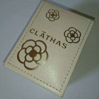 クレイサス(CLATHAS)のクレイサス 腕時計 ホワイト(腕時計)