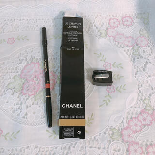 シャネル(CHANEL)の804/ CHANEL ル クレイヨン レーヴル no.48  リップペンシル(リップライナー)
