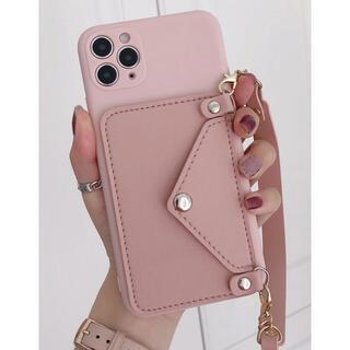 ザラ(ZARA)の【新品未使用】SHEIN iPhone11 ケース(iPhoneケース)