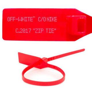 """オフホワイト(OFF-WHITE)のOFF-WHITE NIKE """"ZIP TIE"""" カスタムスニーカー用(スニーカー)"""