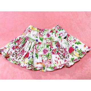 ジェニィ(JENNI)のJENNI 花柄スカート(スカート)