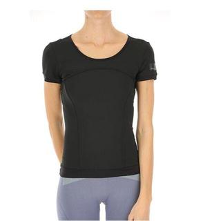 アディダスバイステラマッカートニー(adidas by Stella McCartney)のアディダス バイ ステラマッカートニー Tシャツ 黒 adidas(Tシャツ(半袖/袖なし))