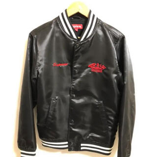 Supreme - supreme rap a lot satain jacket s