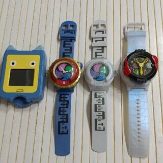 セット販売 妖怪ウォッチ 時計 妖怪pad(キャラクターグッズ)