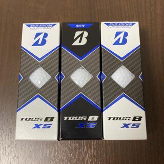 ブリヂストン(BRIDGESTONE)のゴルフボール TOUR B XS BLUE EDITION(ゴルフ)