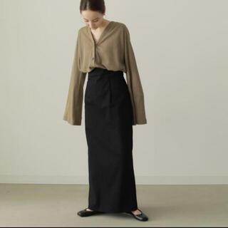 トゥデイフル(TODAYFUL)のlouren highwaist pencil skirt(ロングスカート)