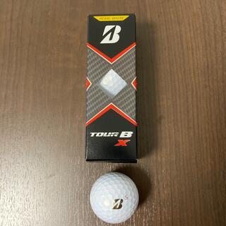 ブリヂストン(BRIDGESTONE)のブリヂストン ツアーB X ボール (パールホワイト)(ゴルフ)