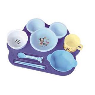 Disney - ミッキーマウス 離乳食 食器セット
