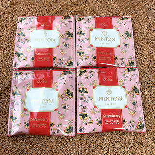 ミントン(MINTON)のMINTON ミントン 和紅茶 苺(いちご)(茶)