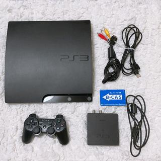 プレイステーション3(PlayStation3)のプレーステーション3 CECH-3000A 160G  トルネ(家庭用ゲーム機本体)