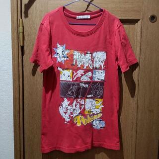 ポケモン(ポケモン)のポケットモンスター Tシャツ サイズ140(Tシャツ/カットソー)
