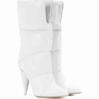 オフホワイト(OFF-WHITE)のOFF WHITE X JIMMY CHOO 18SS BOOTS 36(ブーツ)