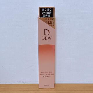 デュウ(DEW)のDEW リンクルスマッシュ ラージ シワ改善美容液(美容液)