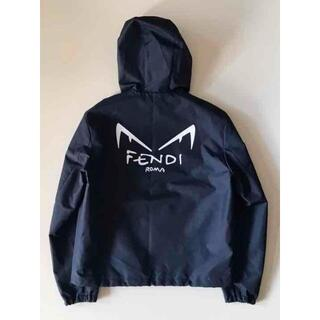 FENDI - 【新品・希少】フェンディ ジャケット ナイロンウインドブレーカー バグズ M
