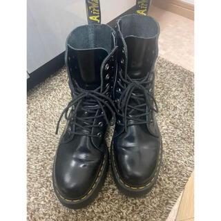 ドクターマーチン(Dr.Martens)のドクターマーチン厚底 8ホール ブーツ(ブーツ)