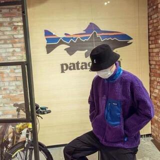 20aw patagonia パタゴニア レトロX M 新品 パープル 紫
