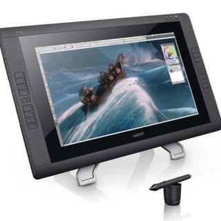 Wacom - Wacom cintiq 22 HD DTK-2200/K 付属品完品 完動品