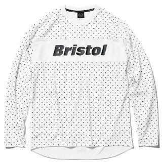 エフシーアールビー(F.C.R.B.)のF.C.Real Bristol L/S TOUR TEE B XL(Tシャツ/カットソー(七分/長袖))
