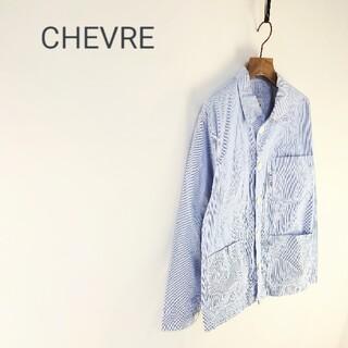 CHEVRE シェーブル モールスキンベーシックジャケット(カバーオール)