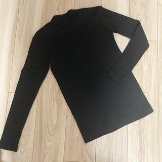 ムジルシリョウヒン(MUJI (無印良品))の無印 レディース 長袖(Tシャツ(長袖/七分))
