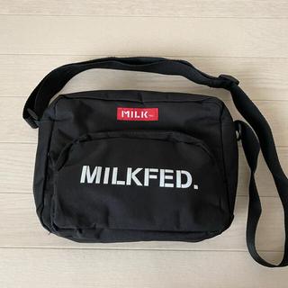 ミルクフェド(MILKFED.)のMILKFED. ショルダーバッグ  ノースフェイス ウエストポーチ(ショルダーバッグ)