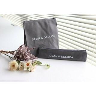 DEAN & DELUCA - DEAN&DELUCA ランチバッグ&カトラリーポーチ2個セット 付録 新品
