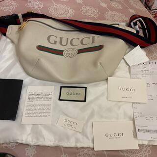 Gucci - グッチ ボディバック ラージサイズ