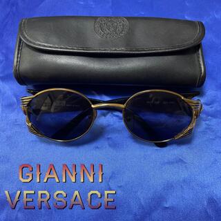 ジャンニヴェルサーチ(Gianni Versace)のジャンニ・ヴェルサーチ サングラス ヴィンテージ  メドゥーサ 絶版(サングラス/メガネ)